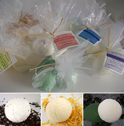 Sunshine Kisses Bath Bombs