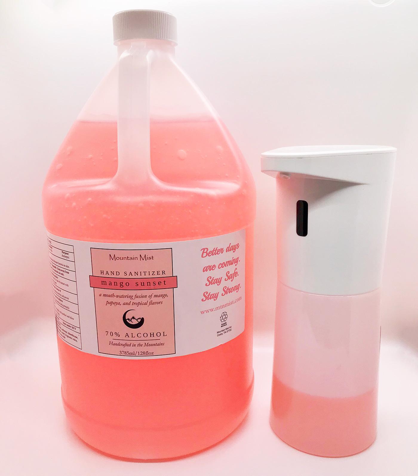 Sanitizer Set