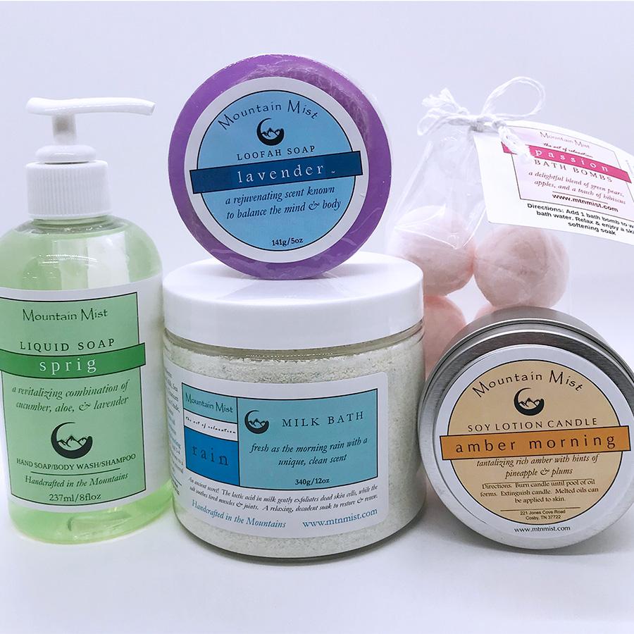 Bath Time Kit